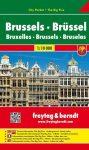 Brüsszel várostérkép - Freytag-Berndt