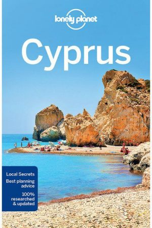 Cyprus, guidebook in English - Lonely Planet