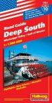 Deep South (a Mississippi-völgy és a Mexikói-öböl) autótérkép - Hallwag