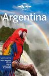 Argentina, guidebook in English -  Lonely Planet