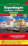 Koppenhága várostérkép - Freytag-Berndt