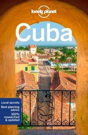 Kuba, angol nyelvű útikönyv - Lonely Planet