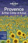 Provence & the Côte d'Azur, guidebook in English - Lonely Planet