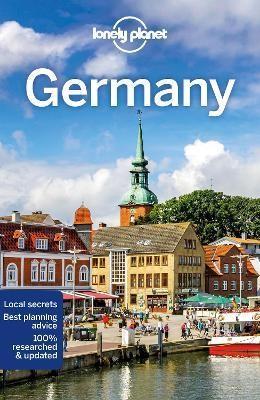 Németország, angol nyelvű útikönyv - Lonely Planet