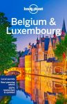 Belgium & Luxembourg, guidebook in English - Lonely Planet