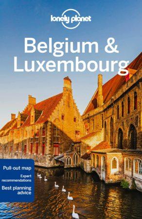 Belgium & Luxemburg, angol nyelvű útikönyv - Lonely Planet