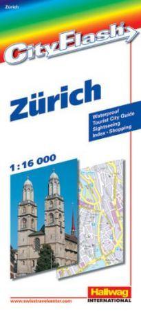 Zürich City Flash - Hallwag