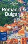 Romania & Bulgaria, guidebook in English - Lonely Planet