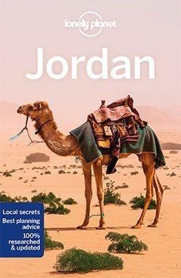 Jordánia, angol nyelvű útikönyv - Lonely Planet