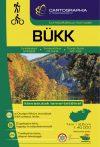 Bükk, hiking atlas - Cartographia