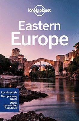 Kelet-Európa, angol nyelvű útikönyv - Lonely Planet