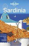 Szardínia, angol nyelvű útikönyv - Lonely Planet