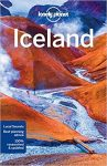 Iceland, guidebook in English - Lonely Planet