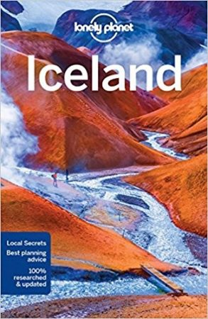 Izland, angol nyelvű útikönyv (2017) - Lonely Planet