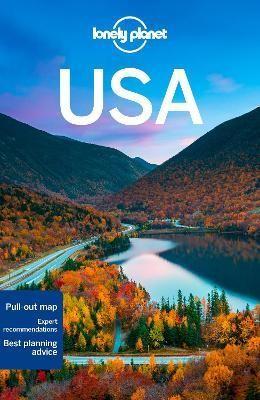 USA, angol nyelvű útikönyv - Lonely Planet