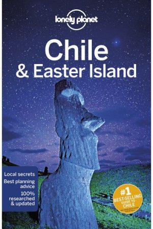 Chile & Húsvét-sziget, angol nyelvű útikönyv - Lonely Planet
