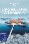 Estonia, Latvia & Lithuania, guidebook in English - Lonely Planet