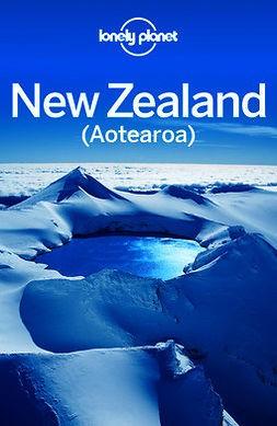 Új-Zéland, angol nyelvű útikönyv (2016) - Lonely Planet