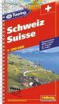 Svájc atlasz - Hallwag