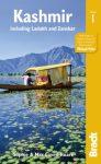 Kashmir, guidebook in English - Bradt