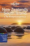 Új-Zéland déli sziget, angol nyelvű útikönyv - Lonely Planet