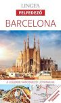 Barcelona, guidebook in Hungarian - Lingea
