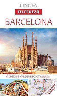 Barcelona, guidebook in Hungarian - Lingea