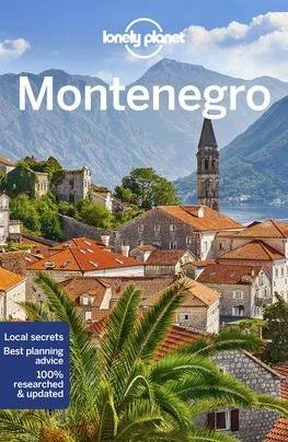 Montenegró, angol nyelvű útikönyv - Lonely Planet