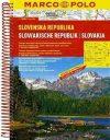 Szlovákia atlasz - Marco Polo