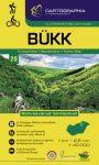 Bükk, hiking map - Cartographia