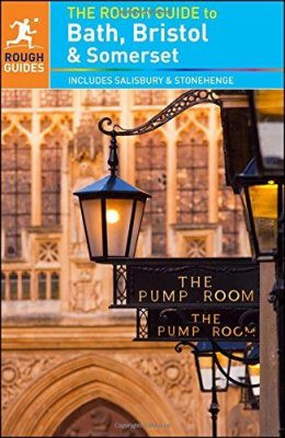 Bath, Bristol & Somerset, angol nyelvű útikönyv - Rough Guide