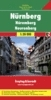 Nürnberg térkép - Freytag-Berndt