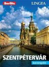 St Petersburg, guidebook in Hungarian - Lingea Barangoló