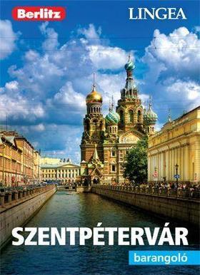 Szentpétervár, magyar nyelvű útikönyv - Lingea Barangoló