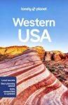 Nyugati Egyesült Államok, angol nyelvű útikönyv - Lonely Planet