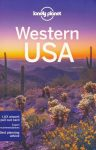 Western USA, guidebook in English - Lonely Planet