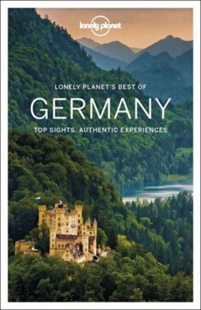 Best of Germany, guidebook in English - Lonely Planet