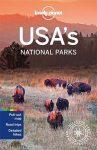 USA nemzeti parkjai, angol nyelvű útikönyv - Lonely Planet