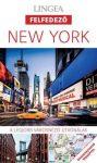 New York, magyar nyelvű útikönyv - Lingea Felfedező