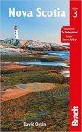 Nova Scotia, guidebook in English - Bradt