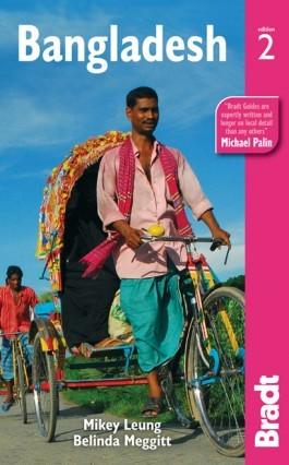 Bangladesh, guidebook in English - Bradt