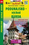 Duna menti síkság (kelet), Helembai-hegység turistatérkép (228) - ShoCart