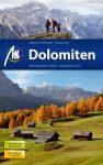 Dolomitok, német nyelvű útikönyv - Michael Müller