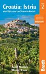 Croatia: Istria, guidebook in English - Bradt