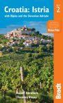 Isztria, angol nyelvű útikönyv - Bradt