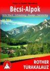 Bécsi-Alpok túrakalauz - Rother