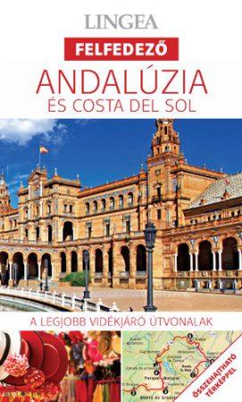 Andalucia, guidebook in Hungarian - Lingea Felfedező