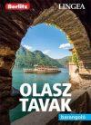 Olasz tavak & Verona, magyar nyelvű útikönyv - Lingea Barangoló
