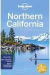 Northern California, guidebook in English - Lonely Planet