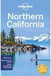 Észak-Kalifornia, angol nyelvű útikönyv - Lonely Planet